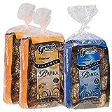 Green's Babka 3pack/24 oz - (1) Chocolate Babka, (2) Cinnamon Babka