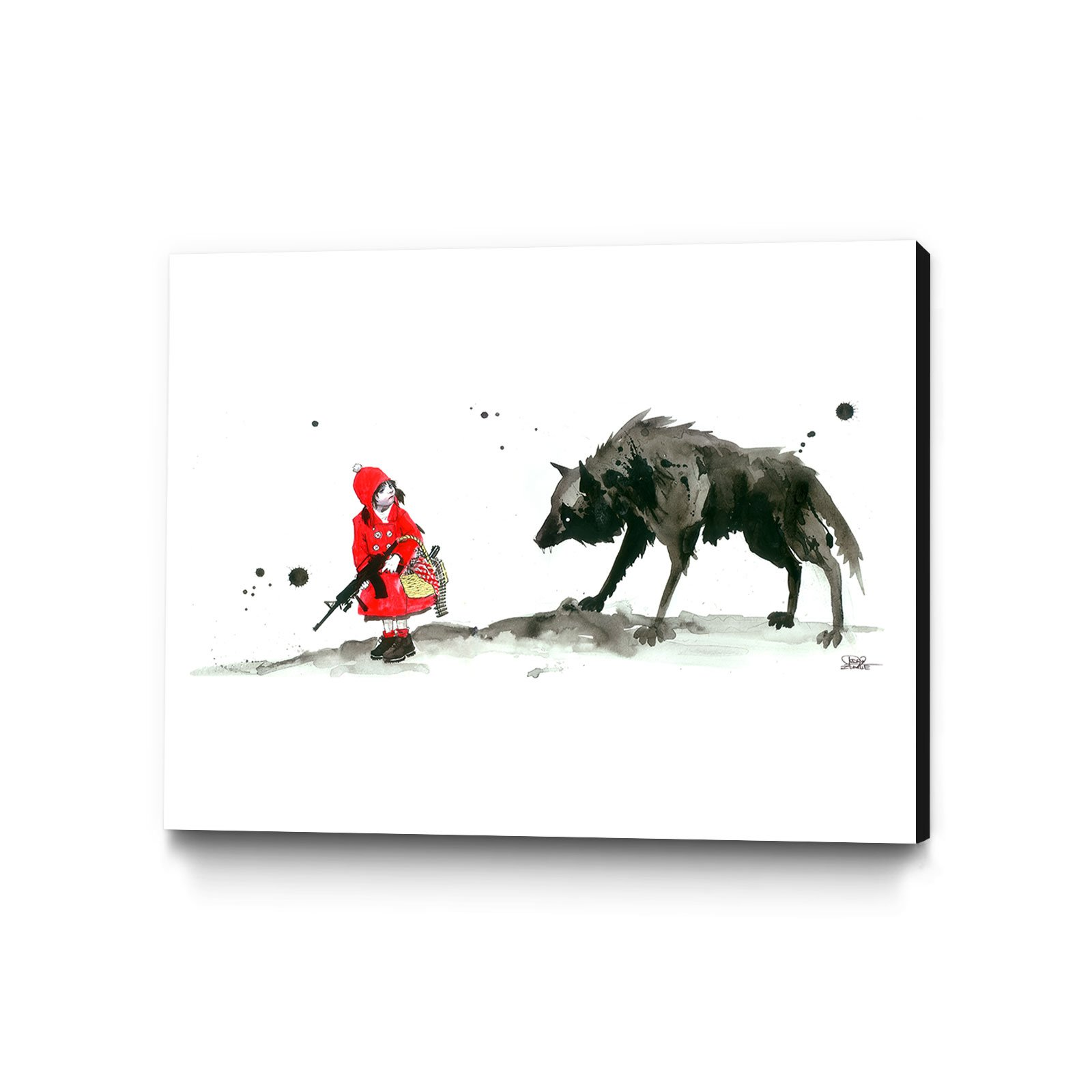 Red Riding Hood by