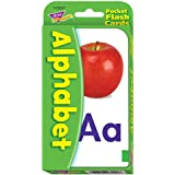Trend Enterprises Alphabet Pocket Flash Cards