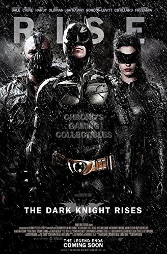 CGC Huge Poster - DC The Dark Knight Rises Movie Poster Batm