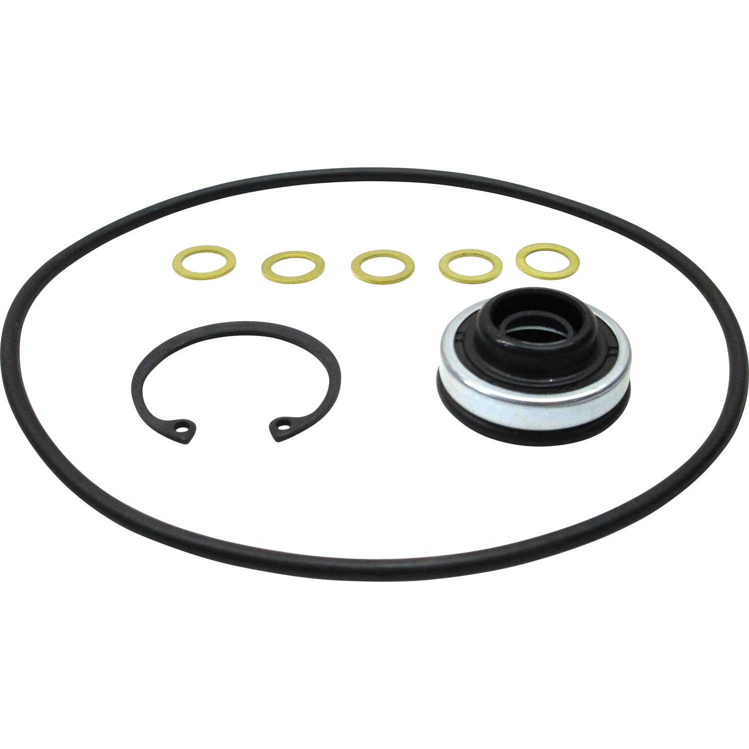 Universal Air Conditioner SS 0844 A//C Compressor Shaft Seal Kit