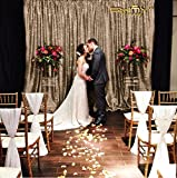 Chocolate-Sequin Backdrop-10FT
