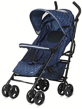Play Funky - Silla de paseo, color blue stars