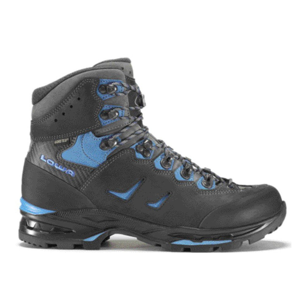 svart svart svart -blå Lowa Camino GTX män High Rise Hiking stövlar  fri frakt och utbyte.