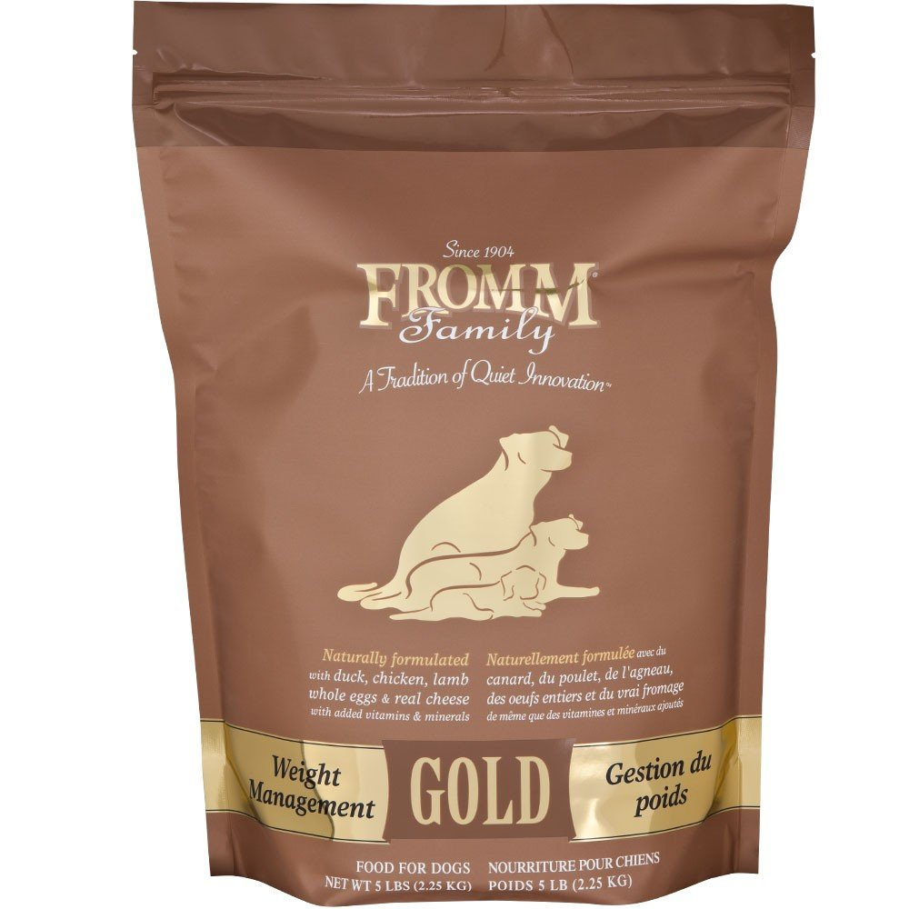 Fromm Gold Dog Food Weight Management (5 lb)