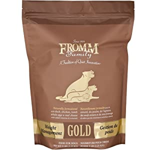 Fromm Gold Dog Food Weight Management