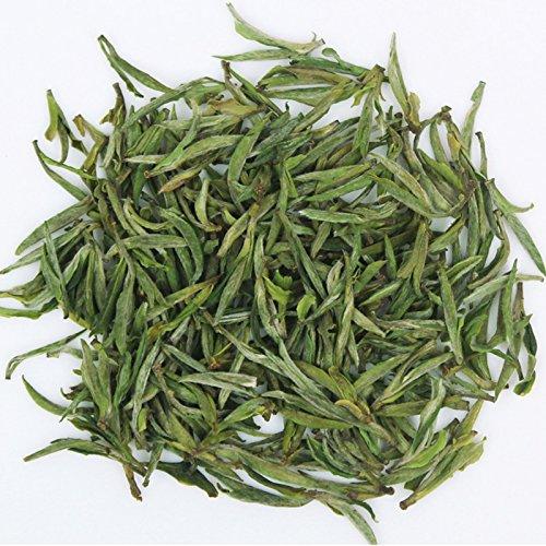Aseus We set 2017 new tea fragrance Green Tea Mingqian Mount Huangshan Mao Feng (fine) queshe fragrance 500 grams shipping by Aseus-Ltd (Image #1)