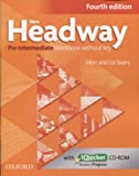 New Headway Pre-Intermediate, Fourth Edition : Workbook without Key, with Audio-CD (New Headway Fourth Edition)