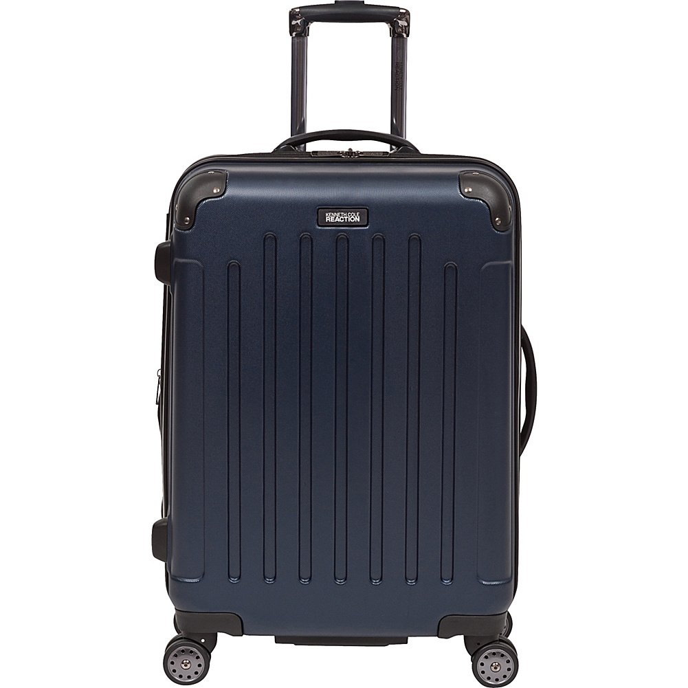 Kenneth Cole Reaction 24'' Abs 8-wheel Upright Suitcase, Navy