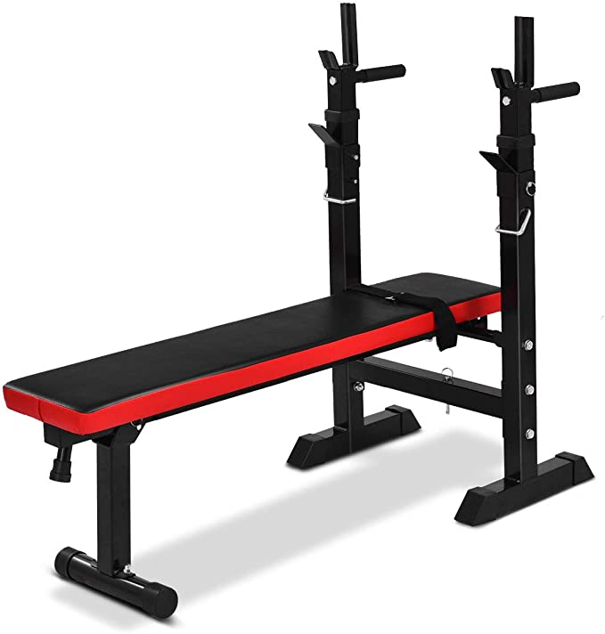 Goplus Folding Weight Bench Review