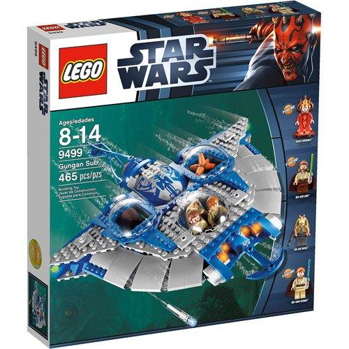 LEGO Star Wars Gungan Sub Play Set