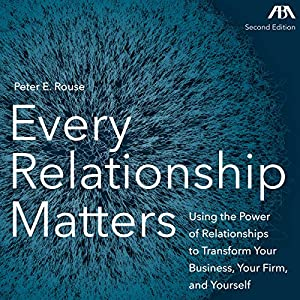 Every Relationship Matters Audiobook