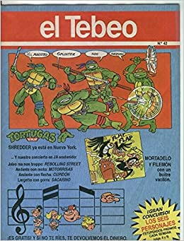 El Tebeo edicion 1991 numero 042: Varios: Amazon.com: Books