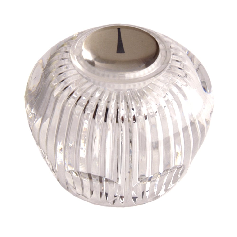 Danco 31886 Faucet Handle for Kohler Tub/Shower, Clear Acrylic