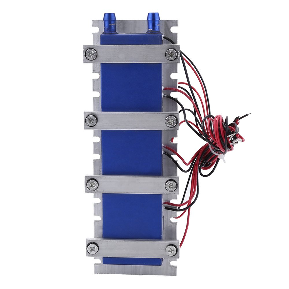 DIY Thermoelectric Cooler Refrigeration Air Cooling Device 4-Chip TEC1-12706 12V 288W by Walfront (Image #5)