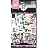 Me & My Big Ideas MAMPPSV.2 Create 365 HP Sticker Mambi Create 365 HP Skr Everyday Plans