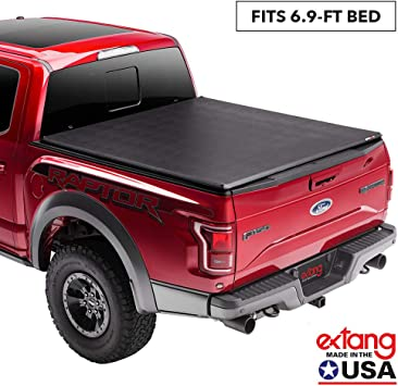 fits Chevy//GMC Silverado//Sierra 6 ft 9 in Extang Trifecta 2.0 Soft Folding Truck Bed Cover 2020 2500HD//3500HD 92653