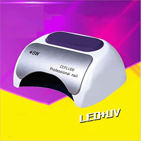 Profesional Lámpara 48W LED Lámpara UV Secador De Uñas Para Uñas De Gel Polaco Secador De
