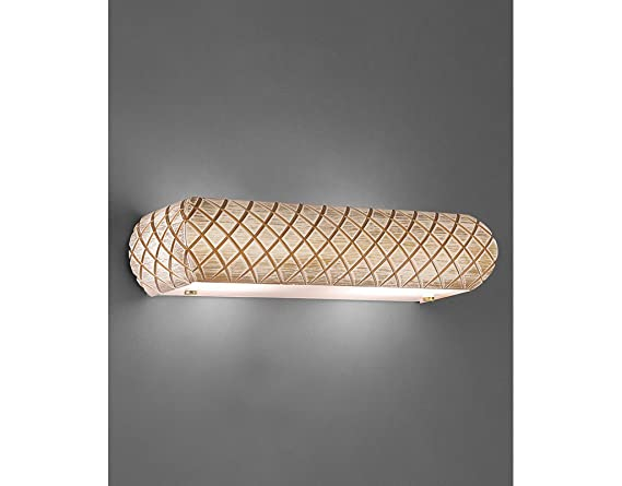 La lampada incisa applique lampada da parete moderna e classica in
