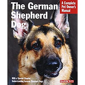 German Shepherd Dog (Complete Pet Owner's Manual) 9