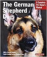 German Shepherd Dog Training book (Complete Pet Owner's Manual)