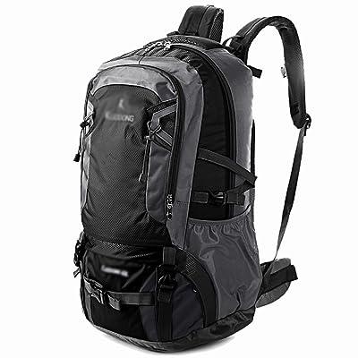sac à dos randonnée Sac d'alpinisme de camping extérieur 40L Hommes et femmes voyagent sac d'alpinisme de sac à dos de grande capacité (taille: 35 * 20 * 50cm) Sacs à dos de randonn&e