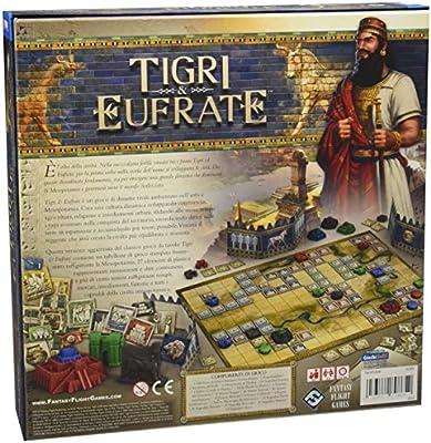 Giochi Uniti GU363 Tigri et Eufrate - Juego de Mesa: Amazon.es ...