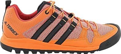 Adidas Performance Damen Terrex Solo 285   Orange Walking