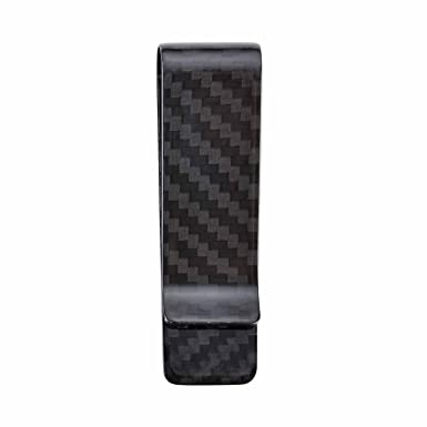 Amazon cl carbonlifetmcarbon fiber glossy money clip credit cl carbonlifetmcarbon fiber glossy money clip credit card business card holder small colourmoves