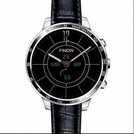 Reloj Inteligente para Hombre y Mujer,alta sensibilidad pantalla ...