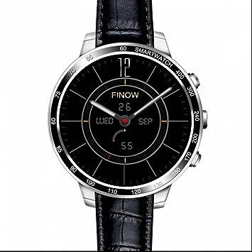 Reloj Inteligente para Hombre y Mujer,alta sensibilidad pantalla táctil,Reloj Inteligente mejor,