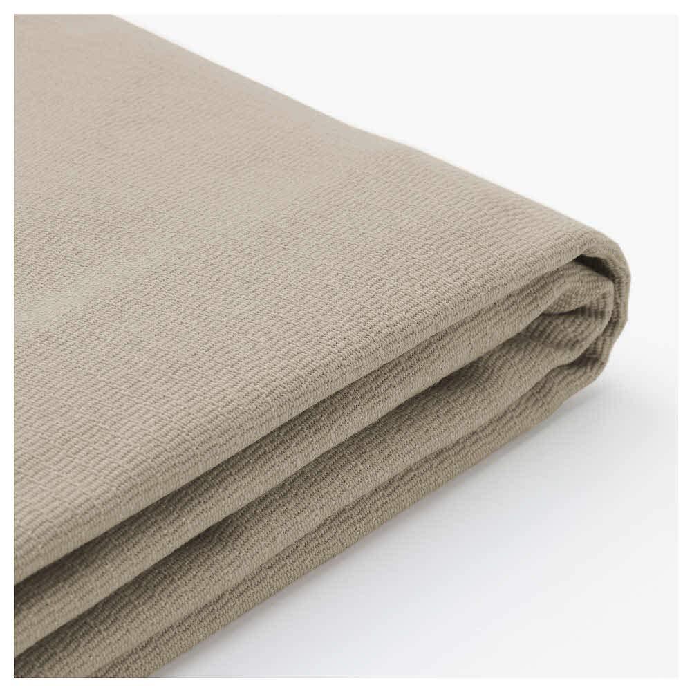 IKEA ASIA ◆高品質 NORSBORG カバー B07GFBG5BQ エボム 3人掛けセクション 2020 ベージュ
