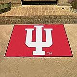Fan Mats Indiana University All Star Mat