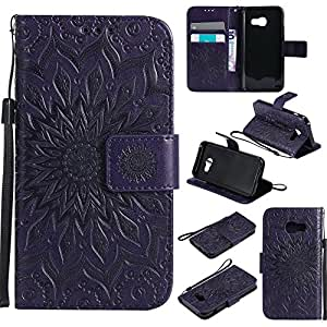 samsung galaxy a3 2017 case fqy purple. Black Bedroom Furniture Sets. Home Design Ideas