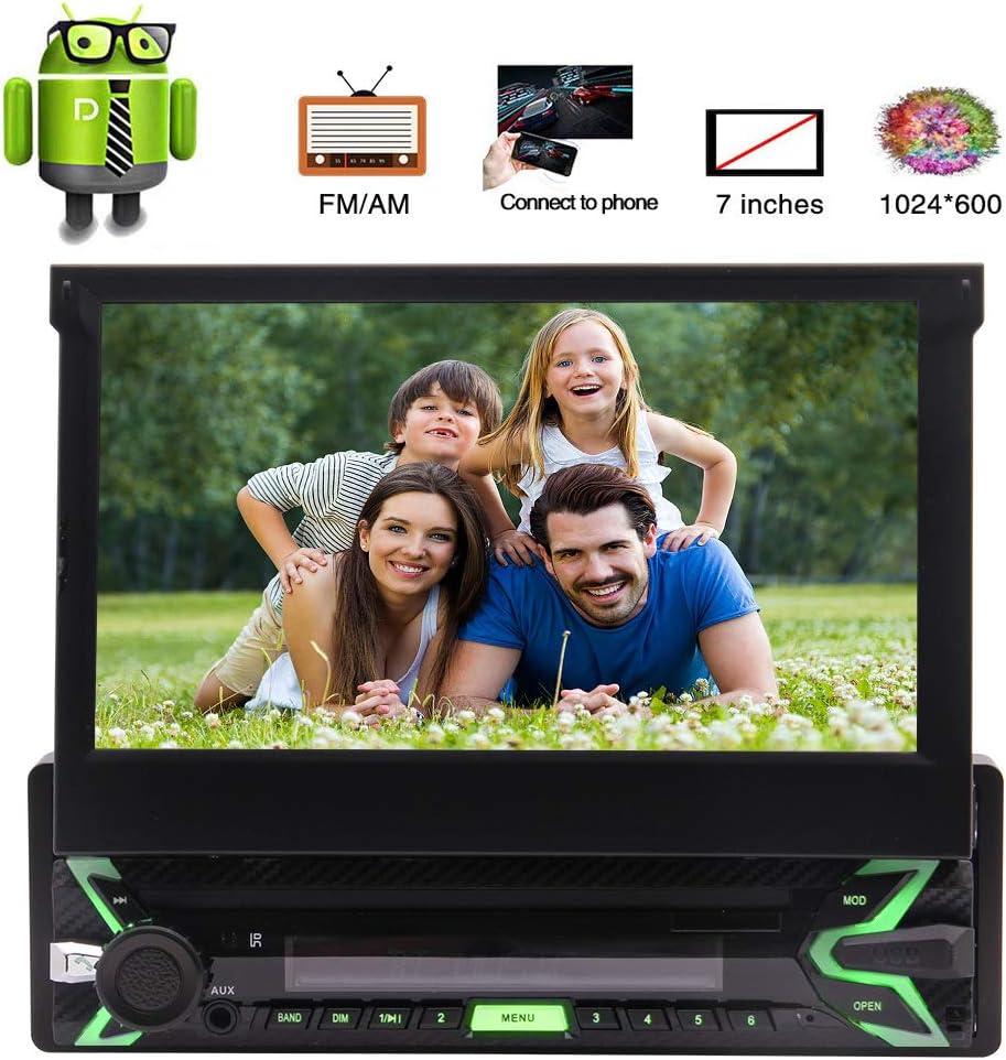 Eincar Einzel Din Car Stereo 7 Zoll Android 10 0 Car Elektronik