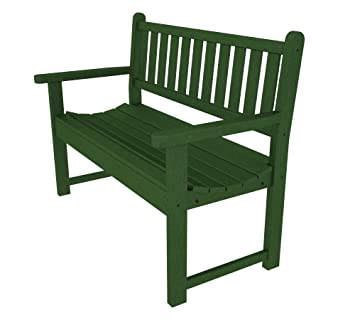 Recycled Plastic Garden Furniture Uk Polywood outdoor furniture traditional 48 inch garden bench green polywood outdoor furniture traditional 48 inch garden bench green recycled plastic materials workwithnaturefo