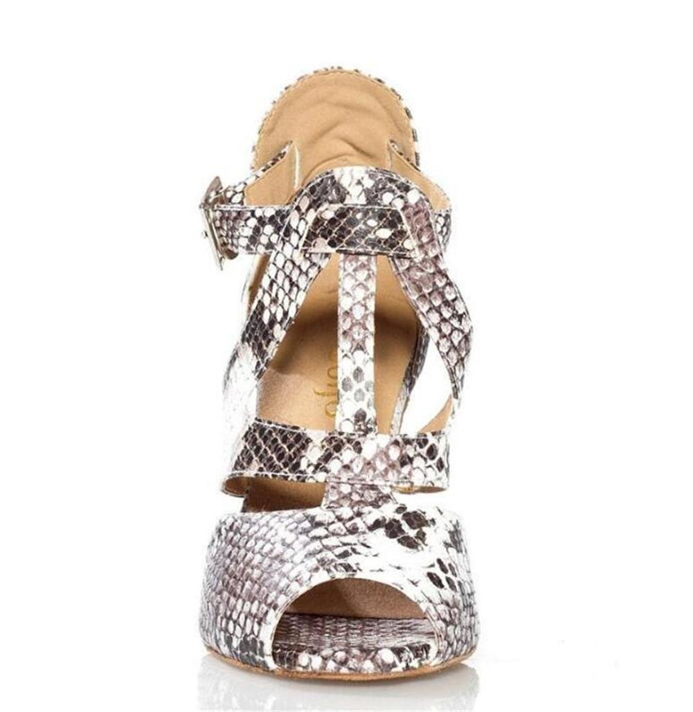 XIE Damenschuhe PU Ballsaal Latein Latein Latein Taogo Tanzen Pumps Sandalen Größe 35 bis 40 10dbcd
