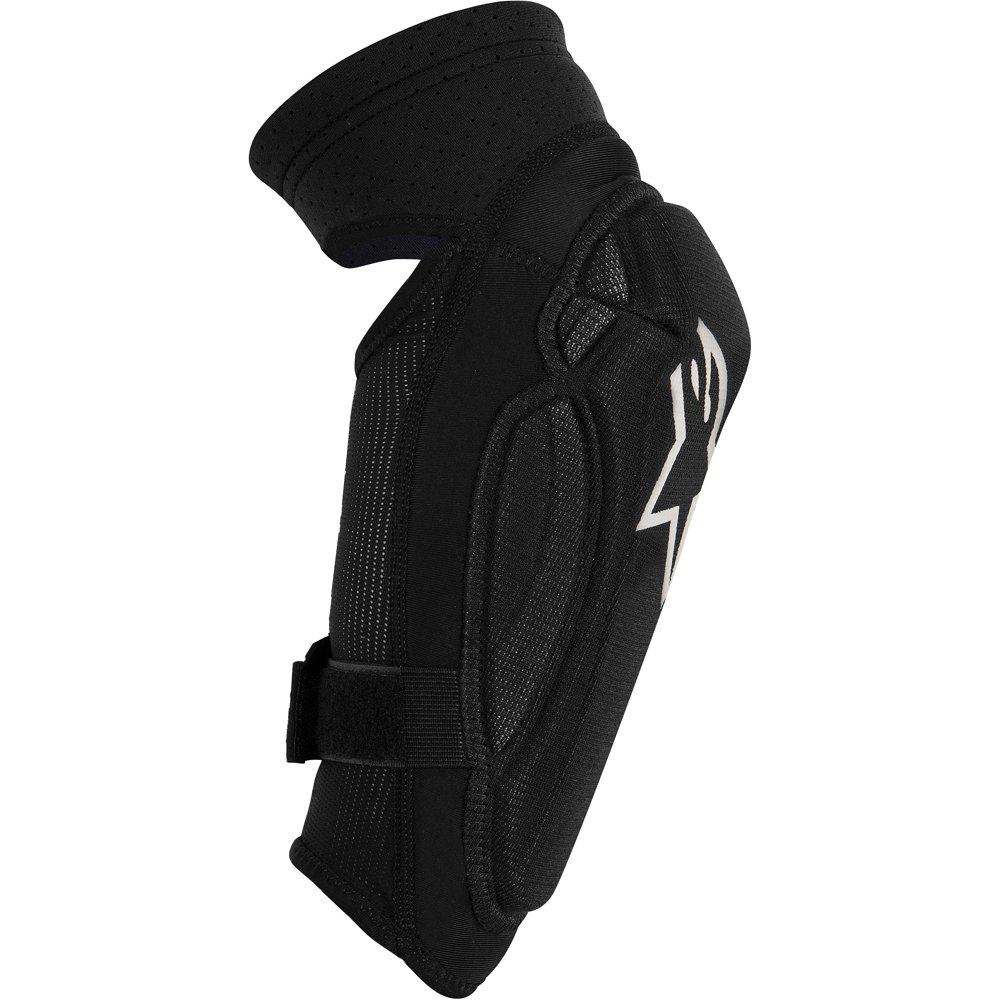 Alpinestars Fierce Elbow Guard, Small/Medium, Black/White