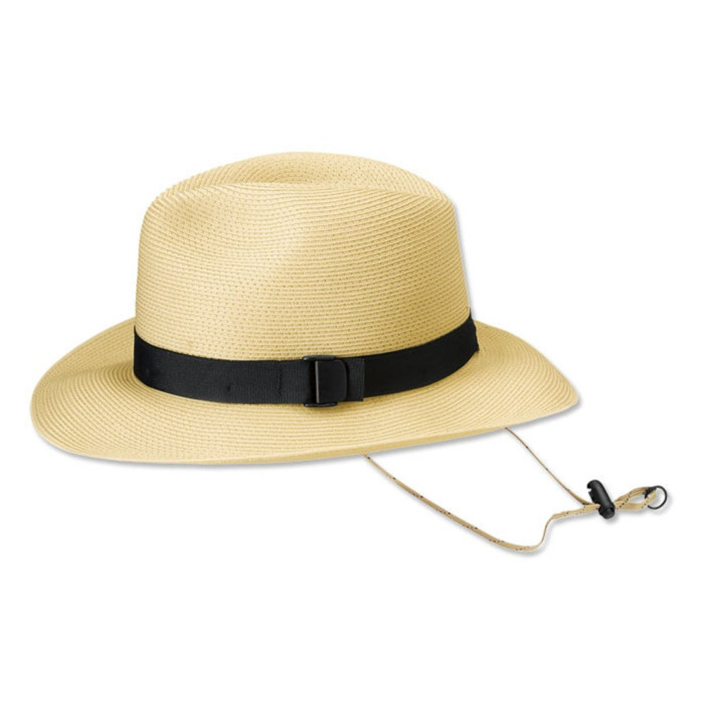 Orvis Packable Fedora X Large Natural by Orvis