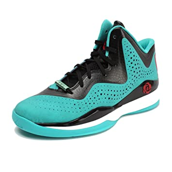 newest 73976 f2b63 adidas Performance D ROSE 773 III Basketball Shoes D73915 Turquoise  Amazon.co.uk Sports  Outdoors