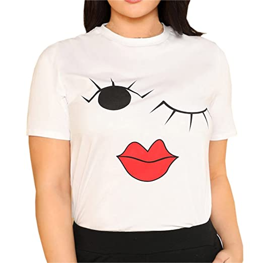 2a7e112e314b6 MISYAA T Shirts for Women