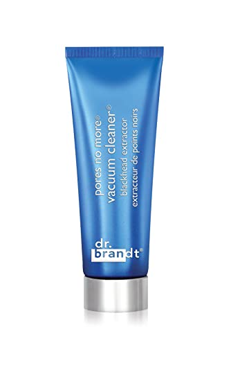 Dr. Brandt Pores No More Vacuum Cleaner, Pore Facial Treatment, 1 Oz Skinny Face | Facial Tightening | Firming Complex by SkinnyBean