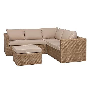 Garten Lounge Set Outliv. Gibson günstige Ecklounge halbrund ...