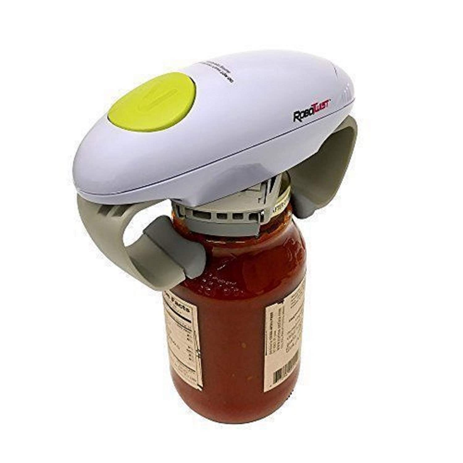 Robotwist Automatic, Adjustable Easy Open Jar Opener by Robo Twist Emson 1014