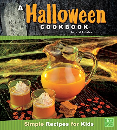 A Halloween Cookbook (First Cookbooks)