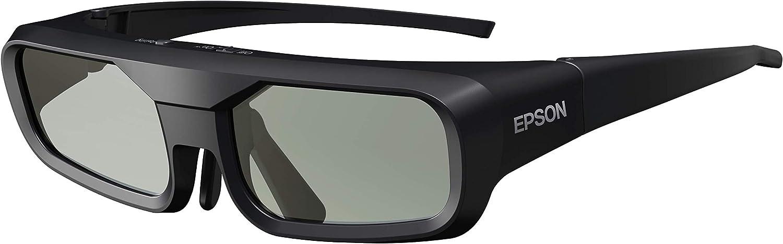 Epson ELPGS03 - Gafas 3D, negro: Epson: Amazon.es: Electrónica