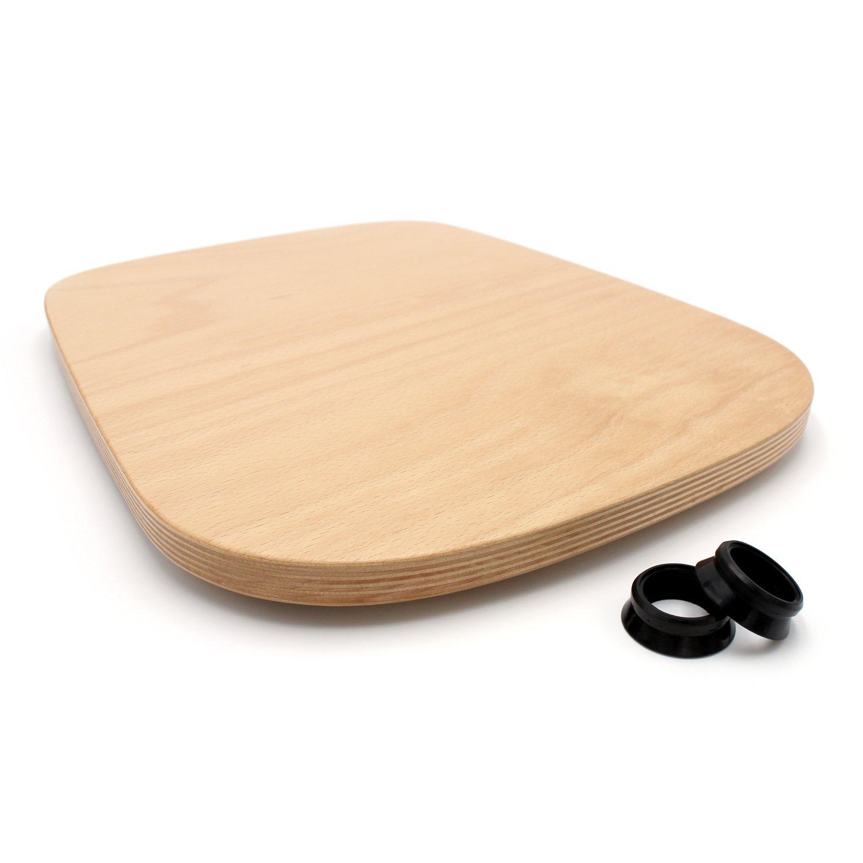 ThermoMobil, tabla deslizante de madera de haya para la Thermomix TM5.: Amazon.es: Hogar