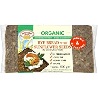 Schneider Brot Organic & Wheat Free Rye Bread with Sunflower Seeds (500g)