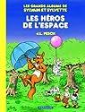 Les grands albums de Sylvain et Sylvette, tome 3 : Les héros de l'espace par Pesch