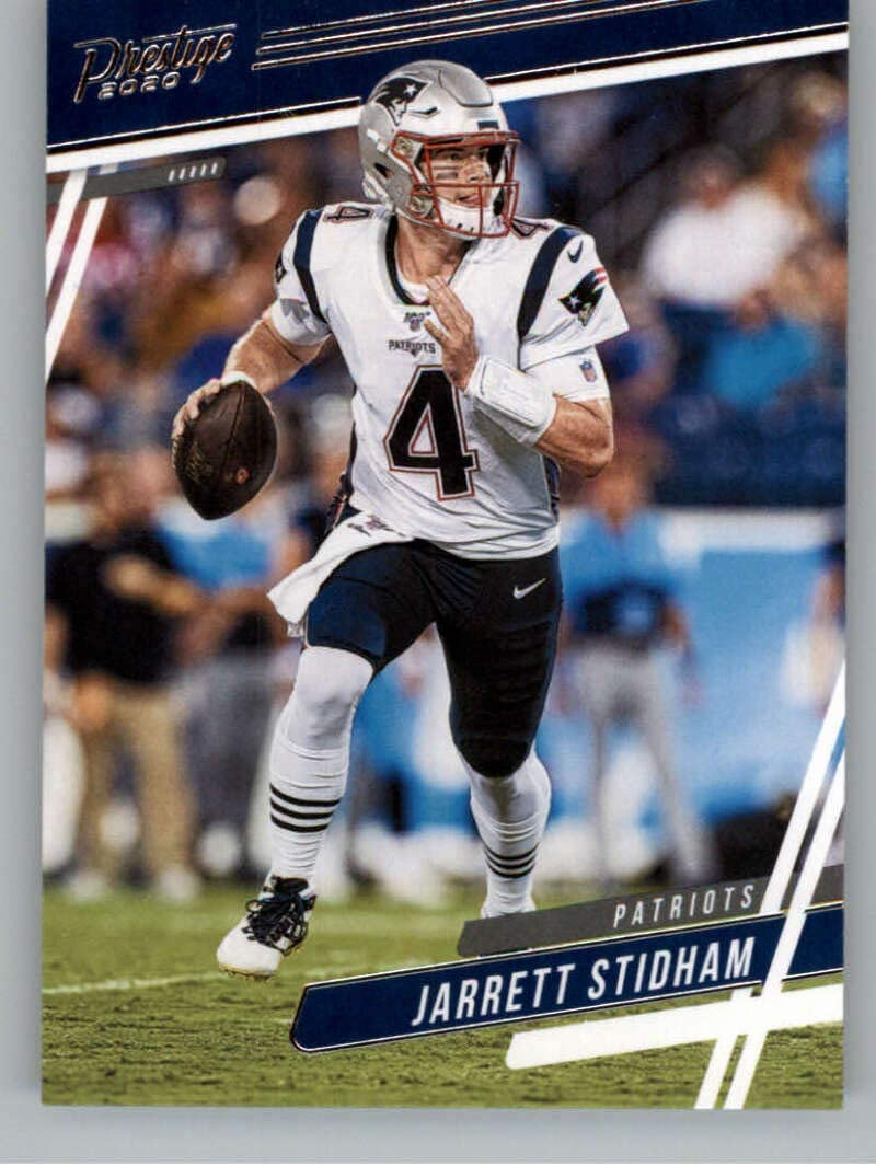 2020 Panini Prestige #137 Jarrett Stidham New England Patriots Football Card